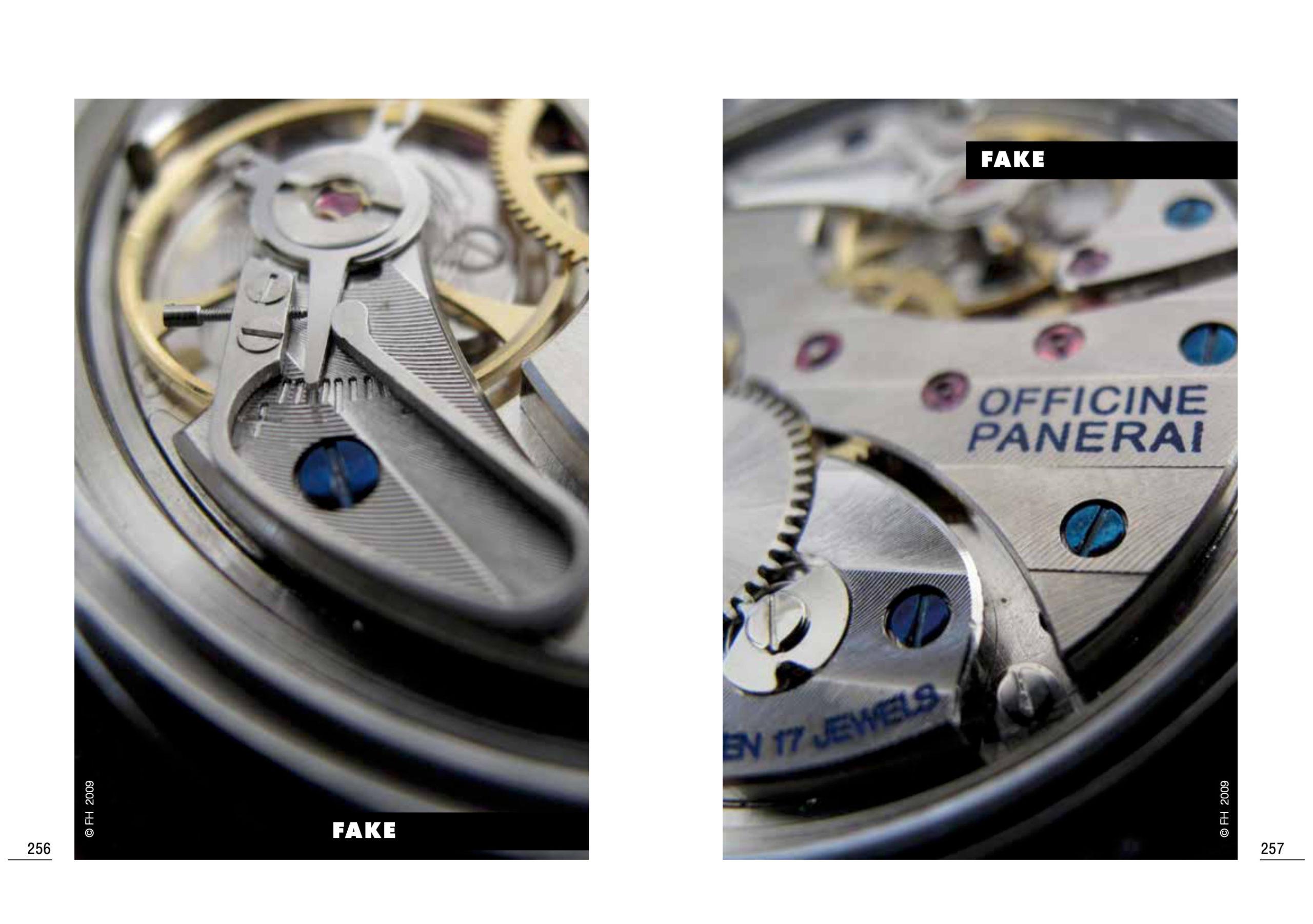 genuine fake watch
