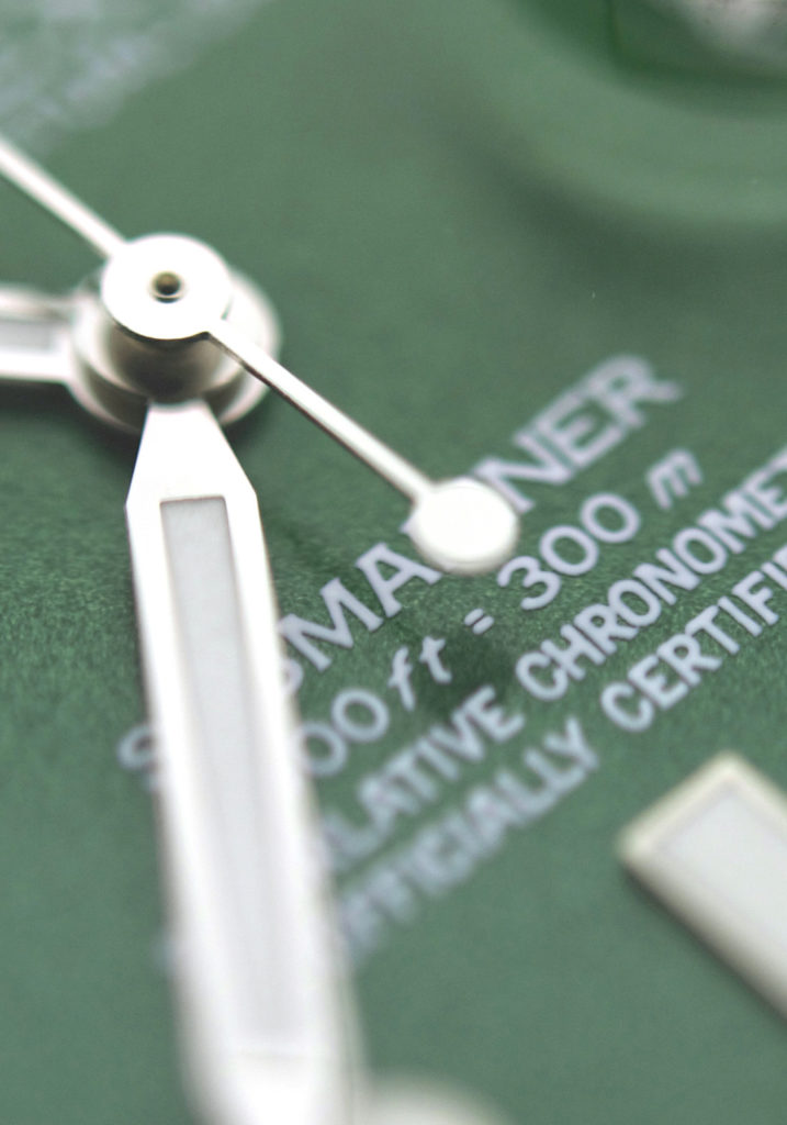 Replica Rolex identification