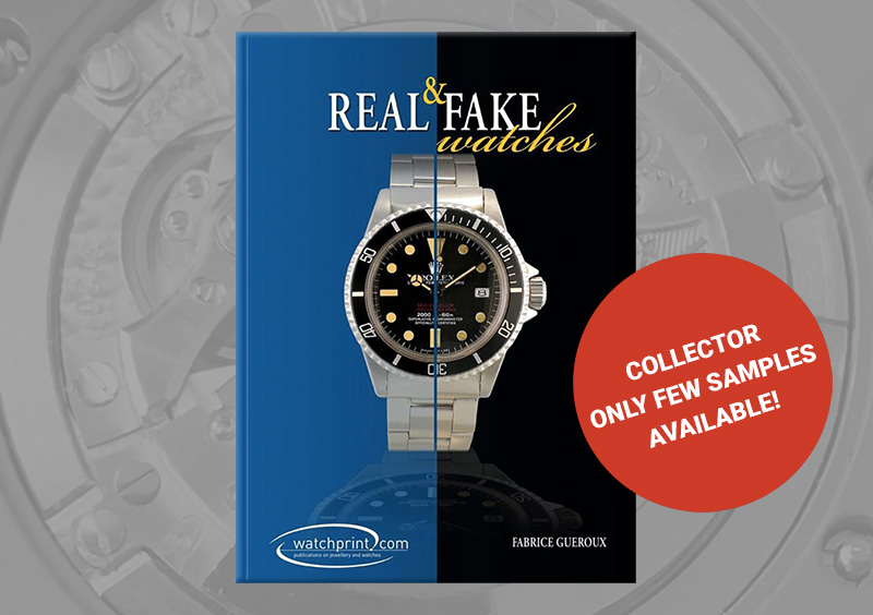 Real and Fake Watches 2010